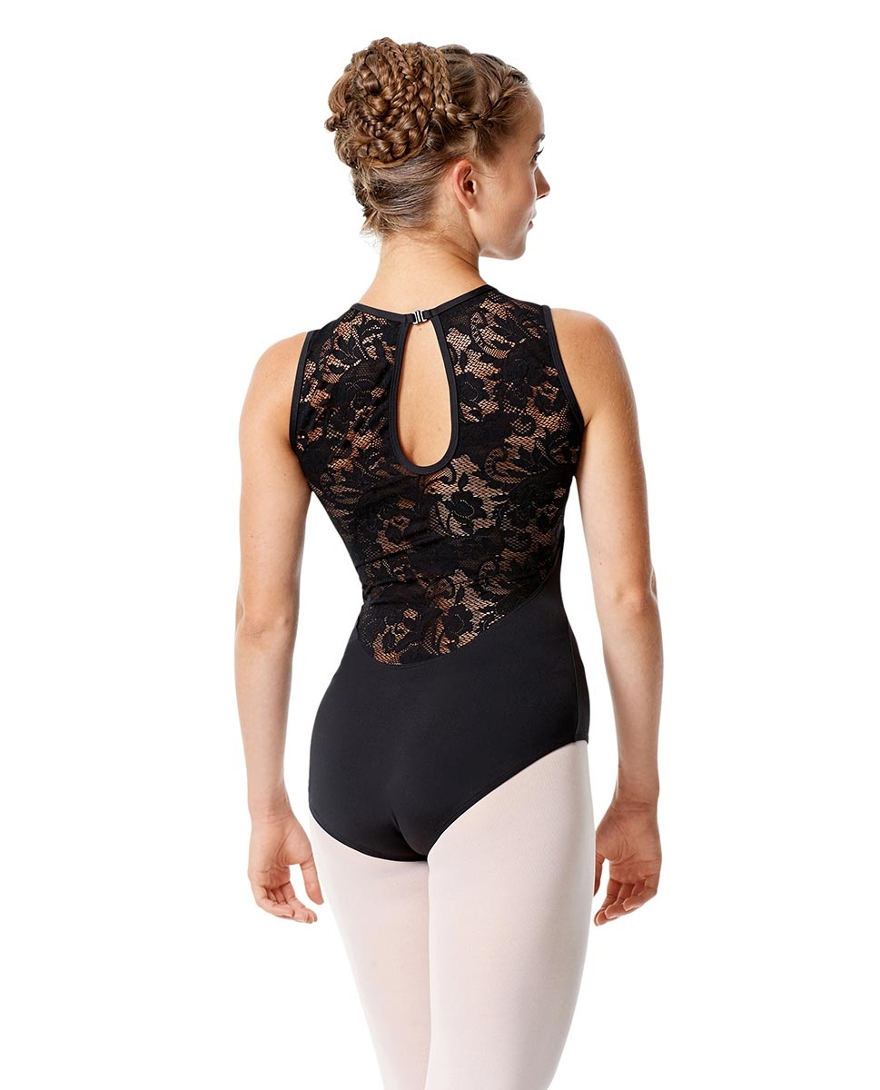 Tank Lace Leotard Olga