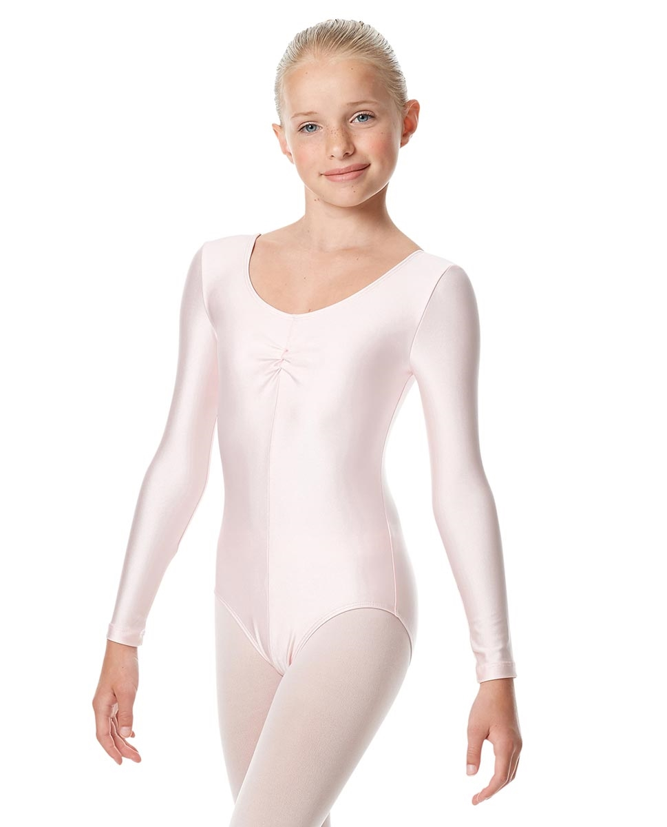 Girls Long Sleeve Ballet Leotard Giselle