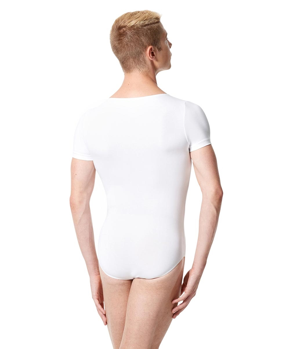 Mens Short Sleeve Leotard Ron