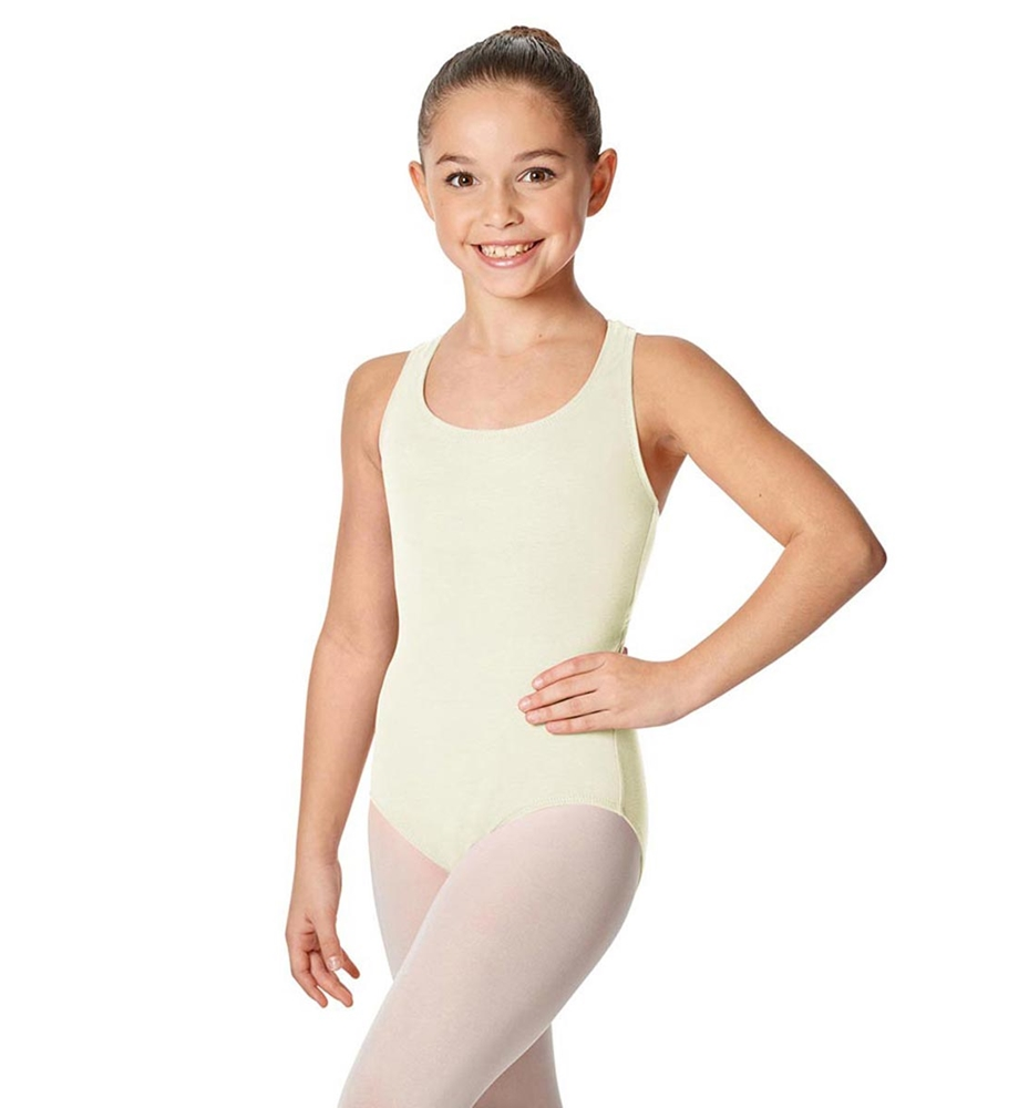 IVORY LULLI BASIC LEOTARD