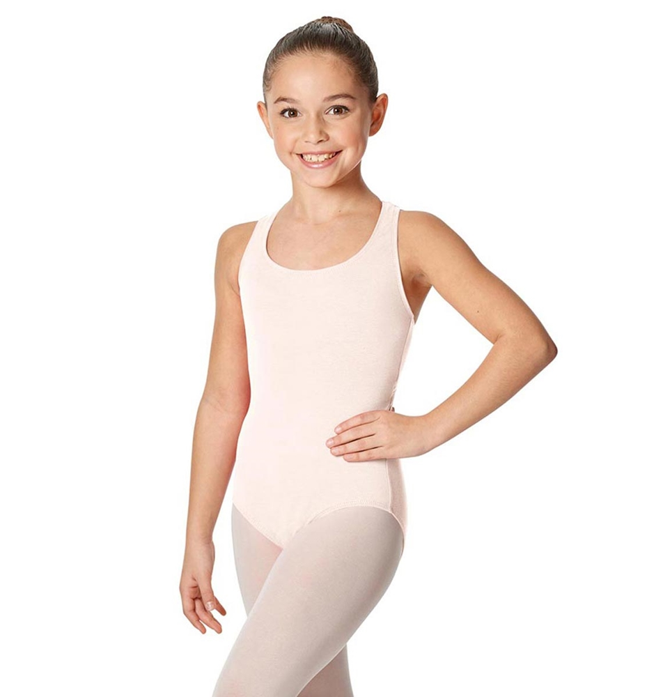 LIGHT PINK LULLI BASIC LEOTARD