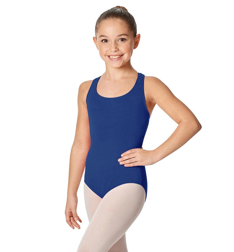 ULTRAMARINE LULLI BASIC LEOTARD