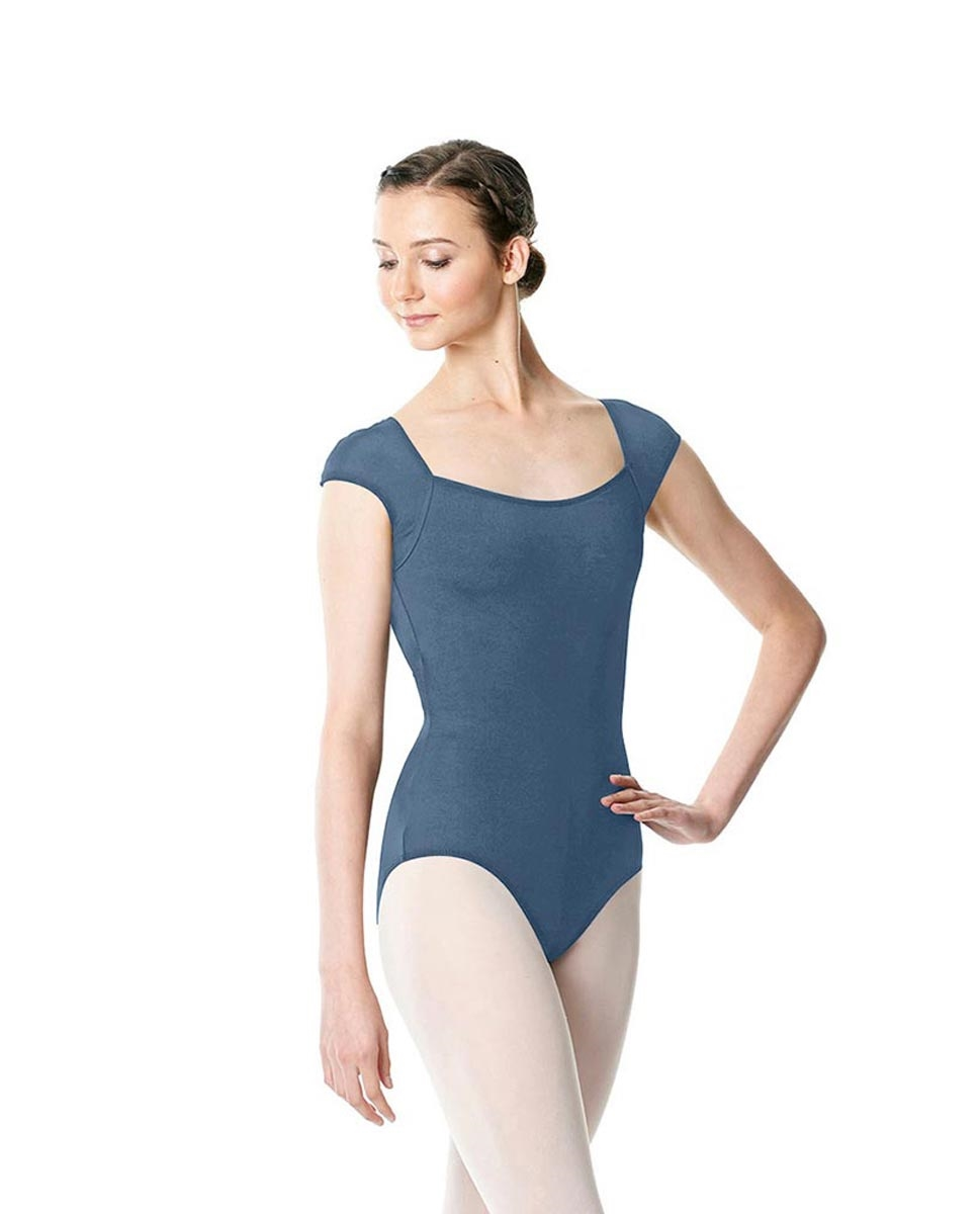 BLUE LULLI BASIC LEOTARD
