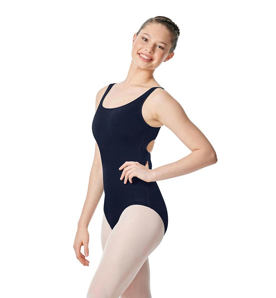 Tank Cotton Leotard Charlie