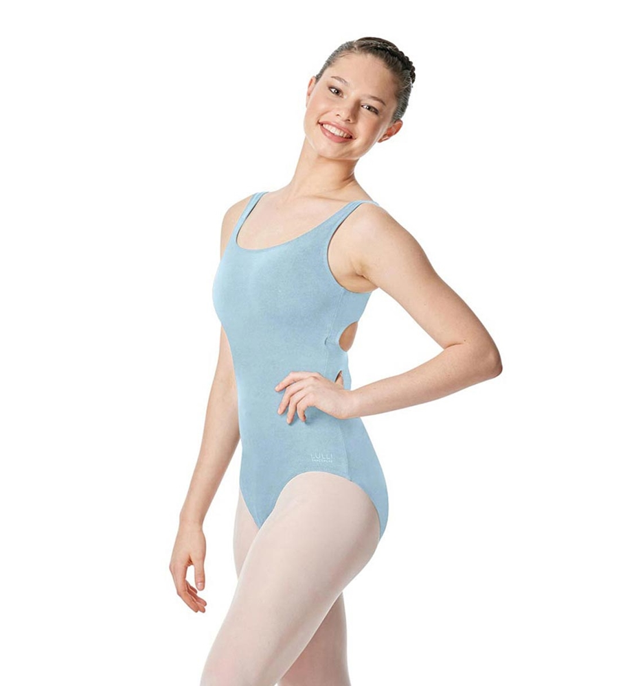SKY Tank Cotton Leotard Charlie