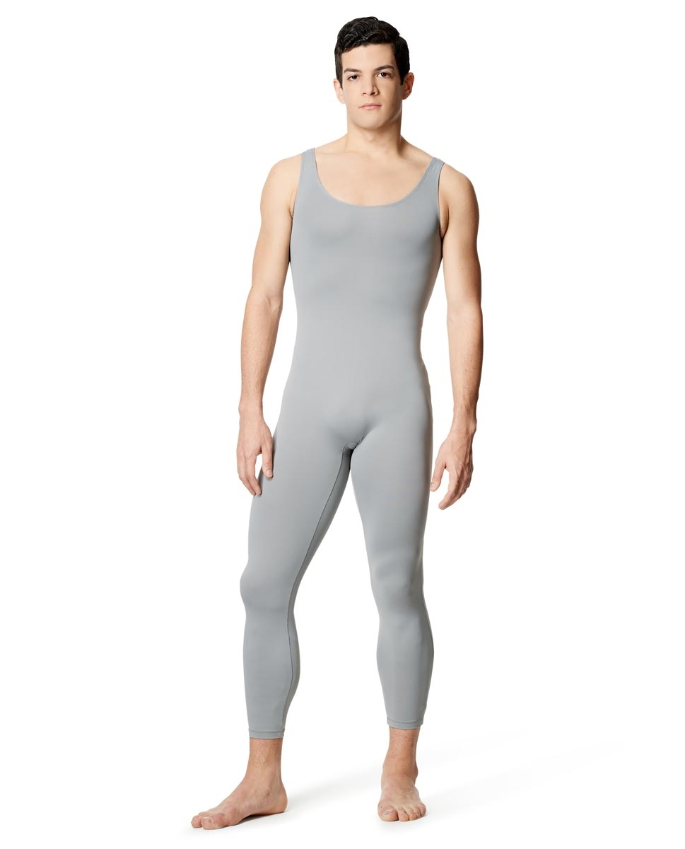 Mens Tactel Tank Footless Unitard Baptiste