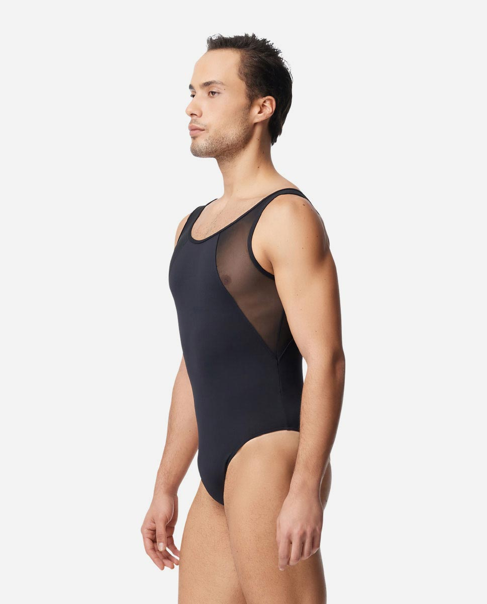 men tank leotard adrian
