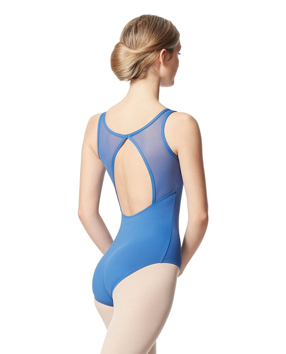 Mesh Tank Women Leotard Toma