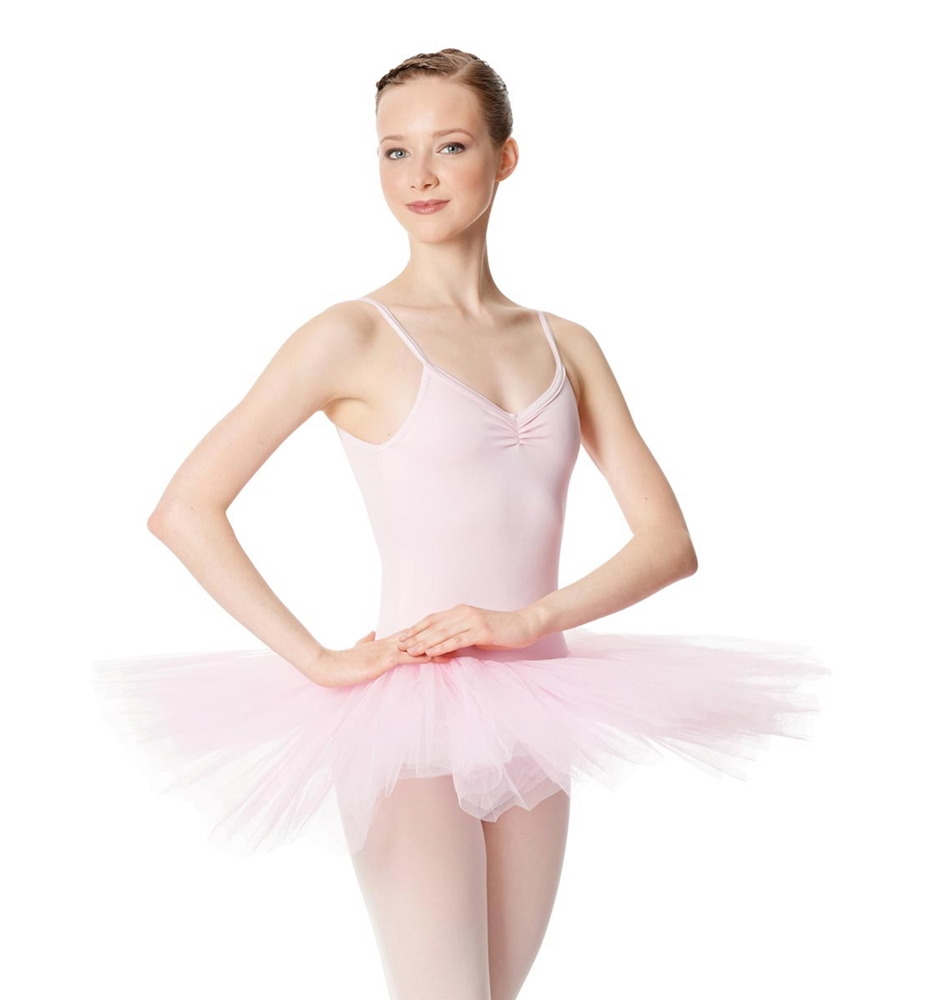 408479a7e Ballet Camisole Tutu 4 Layer Tulle Dress Everly | LUBTU01A LULLI