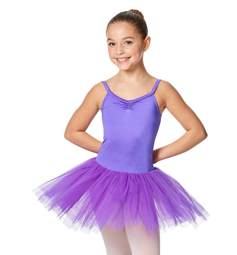 PURPLE LULLI BASIC LEOTARD