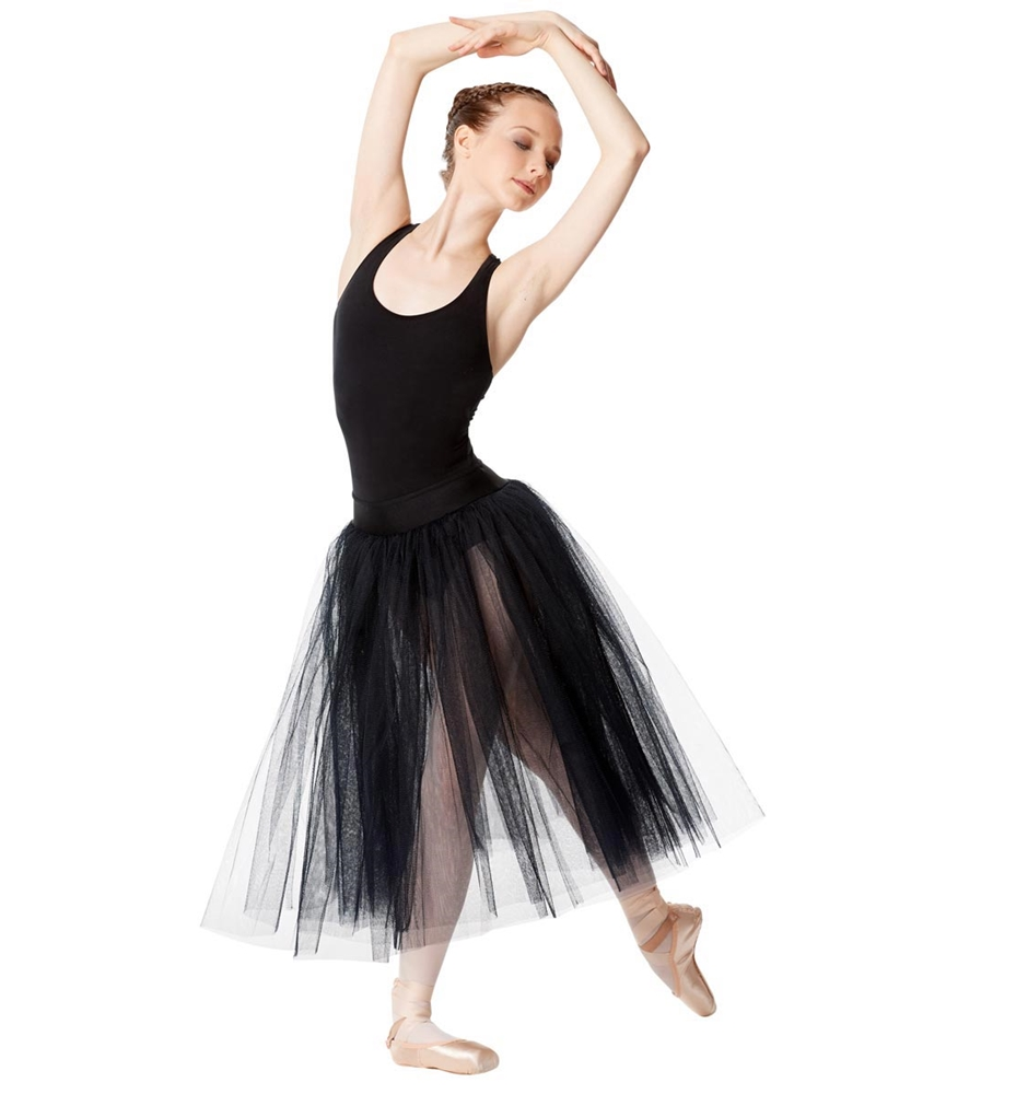 romantic ballet skirt