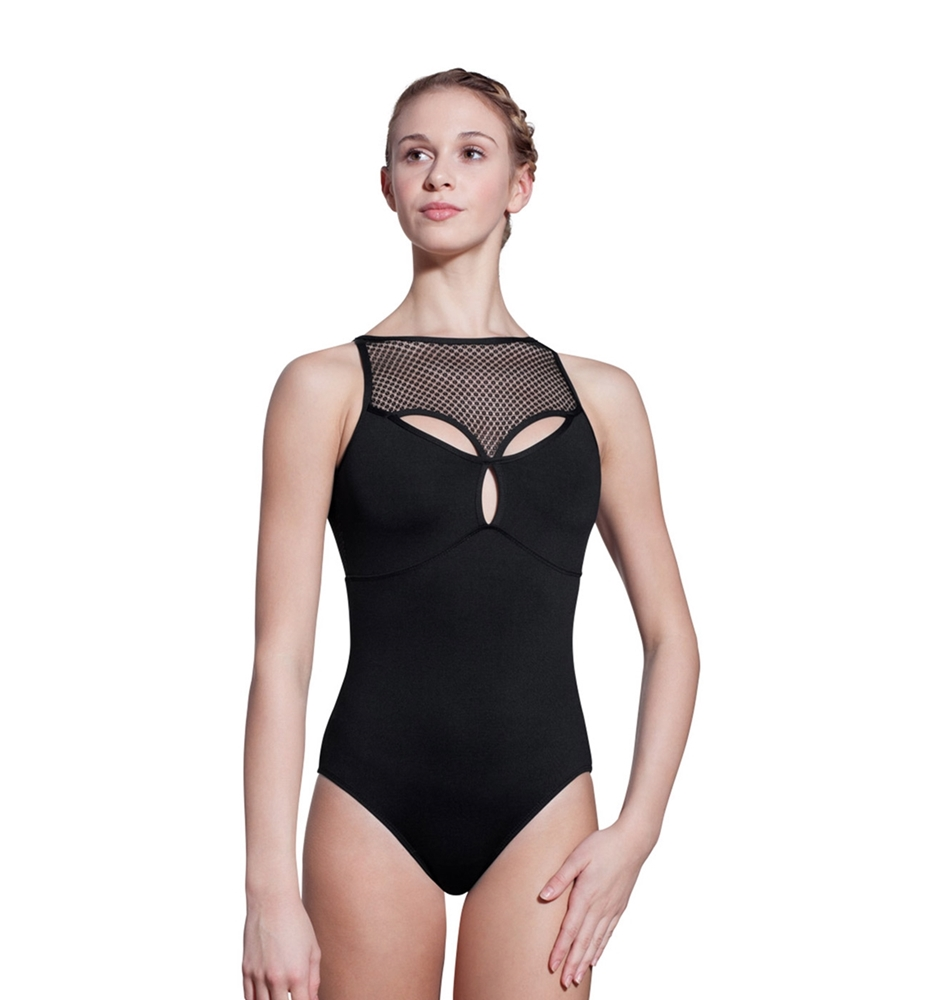 Scarlet Halter Neck Leotard