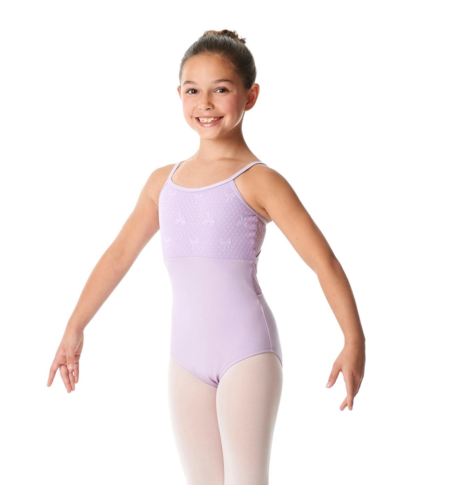 Camisole Leotard Karly lilac