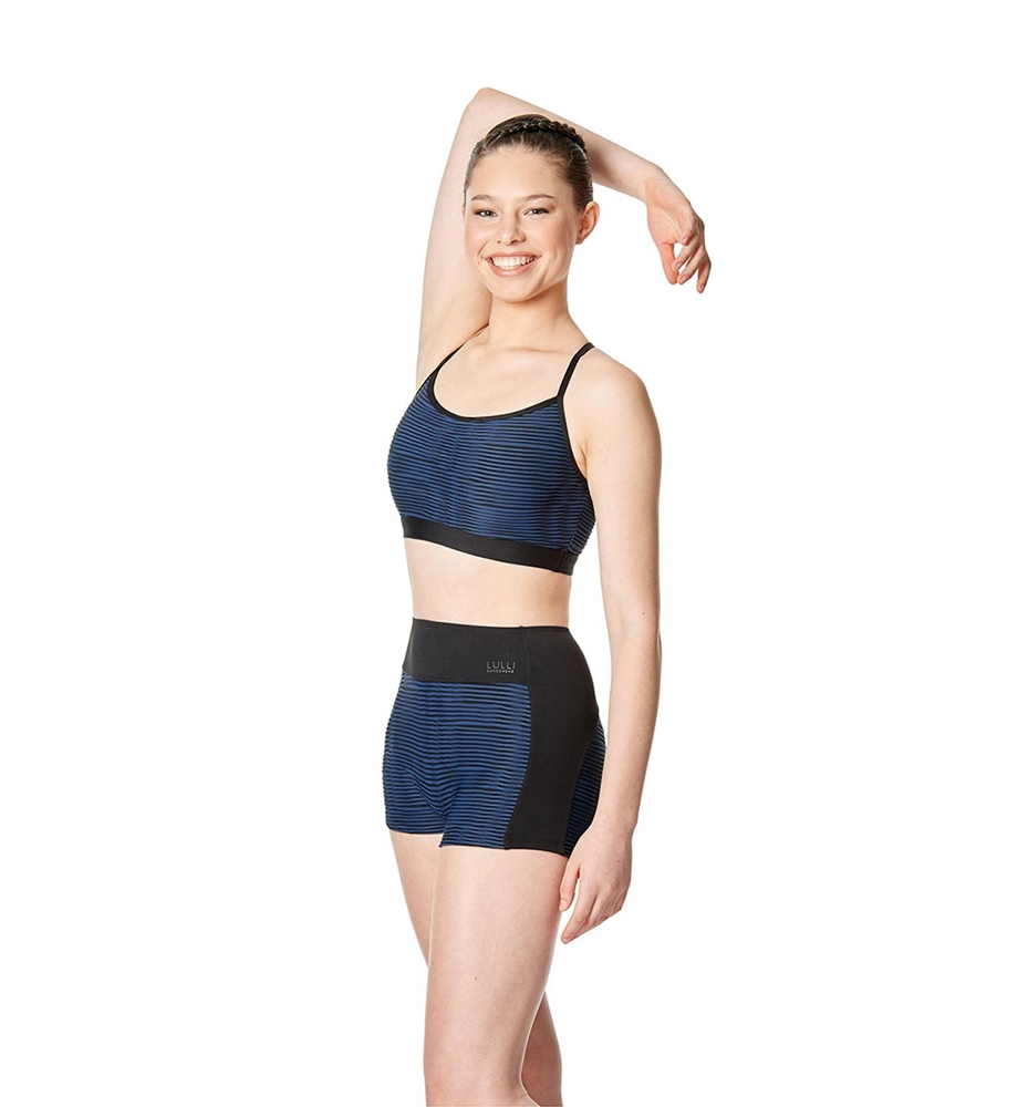 Dance Shorts Sloane black navy