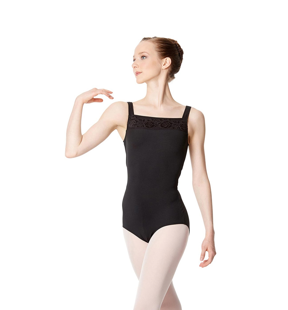 Tank Leotard Lena black