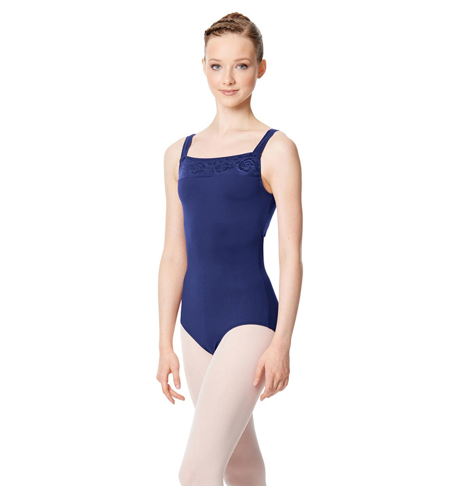 Tank Leotard Lena navy