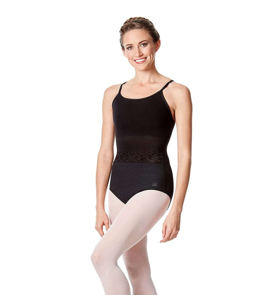 Camisole Leotard May black