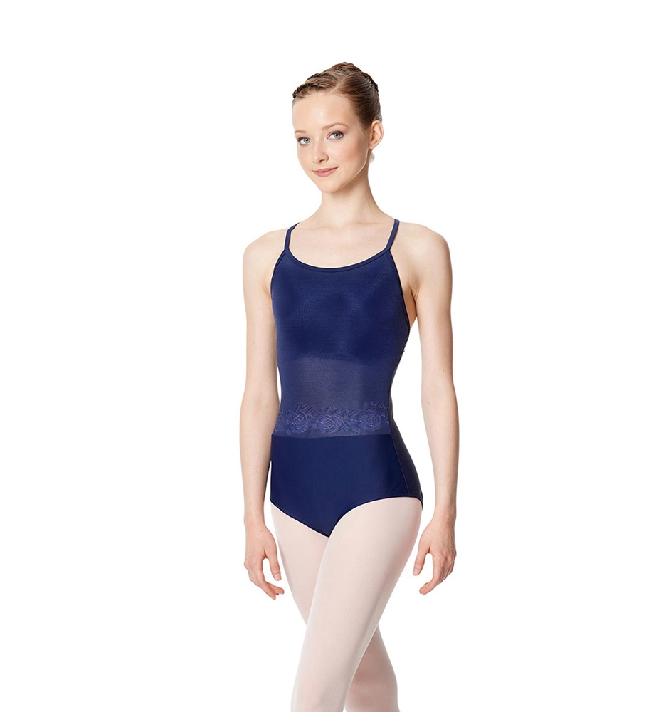 Camisole Leotard May navy