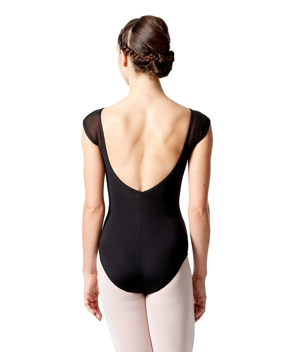 Cap Sleeve Leotard Amalia