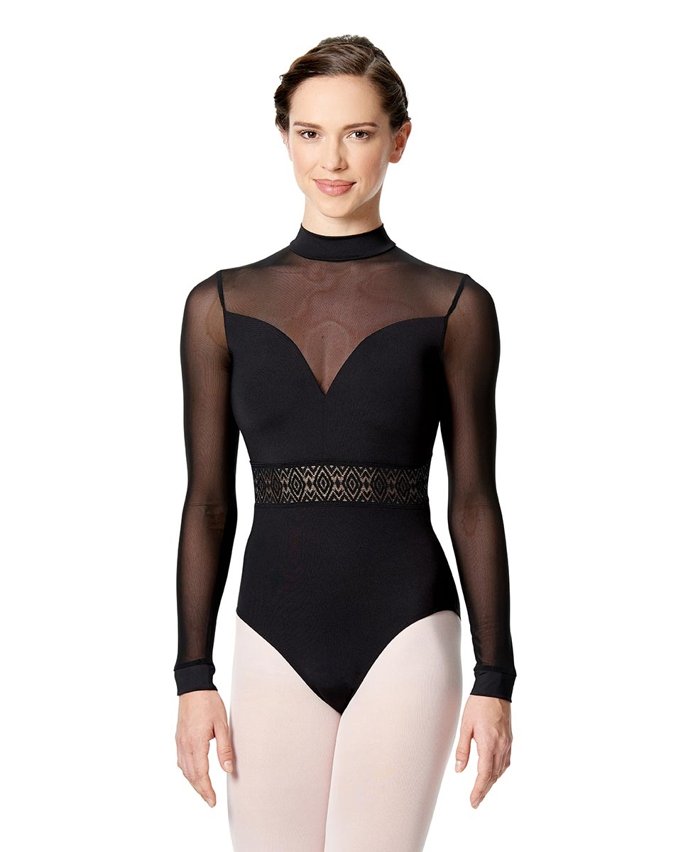 Long Sleeve Leotard Gabriela