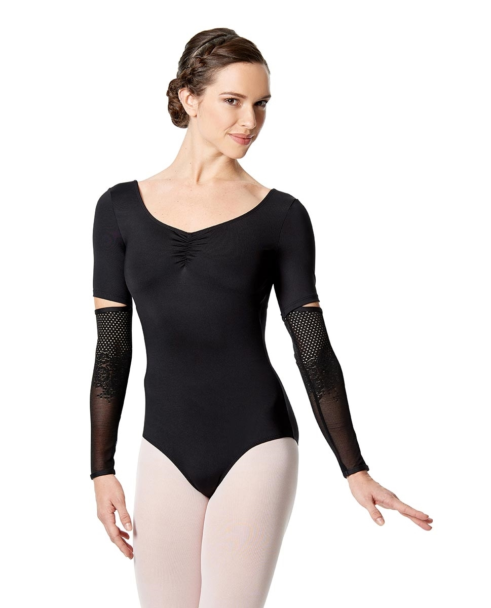 Long Sleeve Leotard Zaira