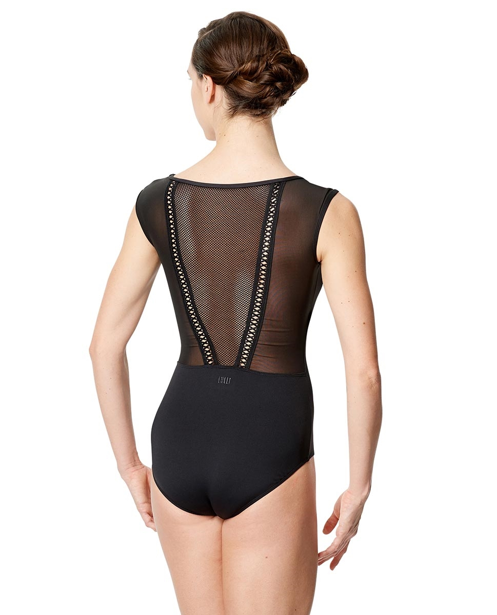 Mesh Leotard for Dance Priscila