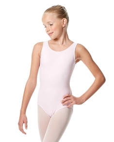 Girls Tank Dance Leotard Alessandra