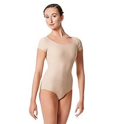 Short Sleeve Leotard Inga