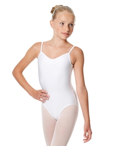 Girls Sleeveless Dance Leotard Agnes