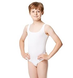 Boys Tank Leotard Mark