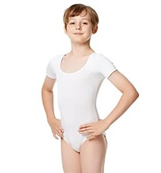 Boys Short Sleeve Leotard Ron