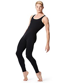 Mens Tank Footless Unitard Justin