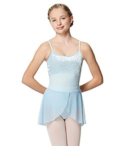 Girls Dance Wrap Skirt Ariel