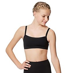 Girls Microfiber Camisole Dance Top Emerson