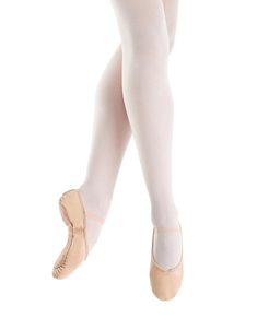 Beginner Full-Sole Leather Ballet Shoes