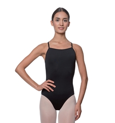 Crisscross Straps Microfiber dance Leotard Raine