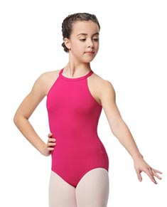 Girls Halter Neck Leotard Ivana
