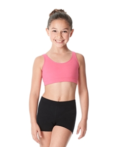 Girls Brushed Cotton Dance Shorts Venus