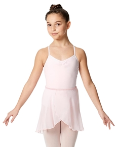 Girls Wrap Chiffon Ballet Skirt Roxy