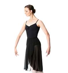 Wrap Chiffon Ballet Long Skirt Addison