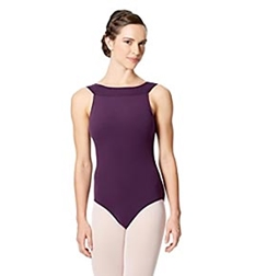 Tank Leotard Aneta with Cross Strap