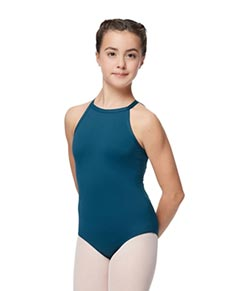 Girls Halter Neck Leotard Taliana