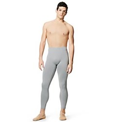Mens Microfiber Dance Leggings Emanual