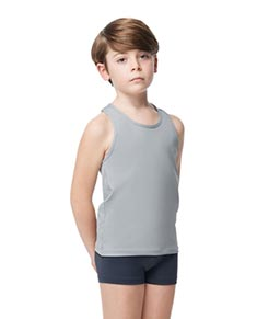 Boys Tactel Racerback Tank Top Lucas
