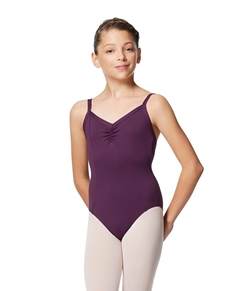Girls Pinch Tactel Camisole Leotard Tatiana