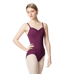 Women Camisole Pinch Front Ballet Leotard Galina