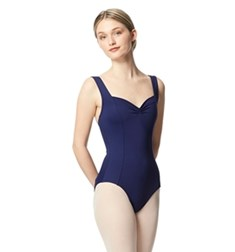 Women Wide Strap Tactel Dance Leotard Vasilisa