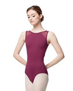 High Neck Leotard Oksana