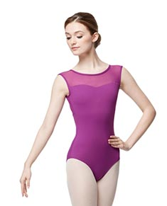 Cap Sleeve Leotard Anoushka
