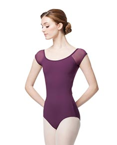Cap Sleeve Leotard Bronya